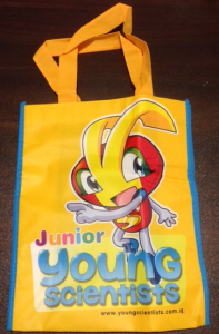 Junior non-woven bag