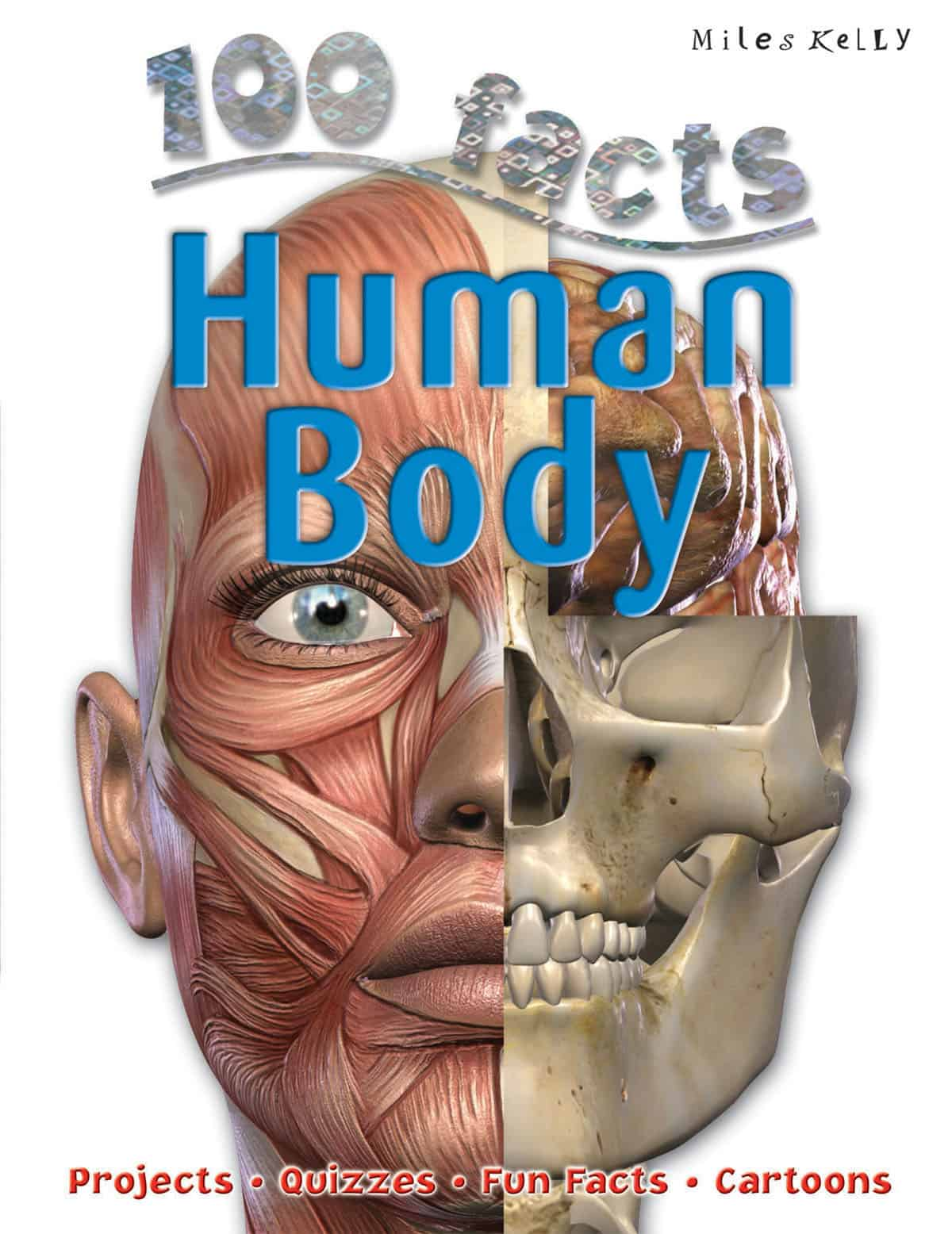 100 Facts Human Body Young Scientists Reader