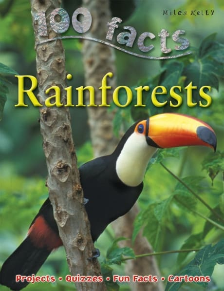 100 Facts Rainforests Cover UK_100 Facts cover