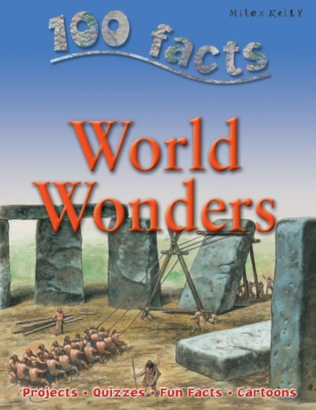 100 Facts World Wonders Cover UK_100 FACTS WoW cvr visual