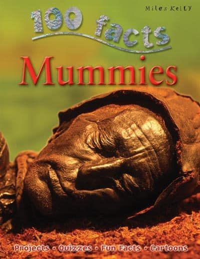 Books About Mummies For Kids